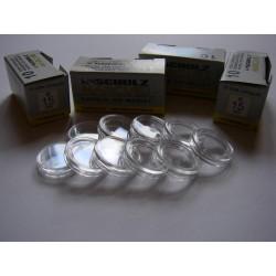 Kapsle na monety (10sztuk) 15,0 mm