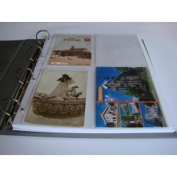 Klaser na pocztówki A4