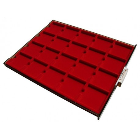 BOX NA MONETY typ B-20 (12) (Holder) (okienka 50 mm)
