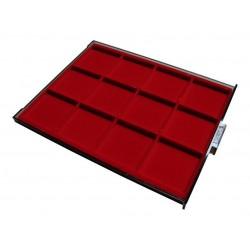 BOX NA MONETY typ B-12 (10) (okienka 66 mm)