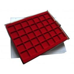 BOX NA MONETY typ B-35 (5) (okienka 36 mm)