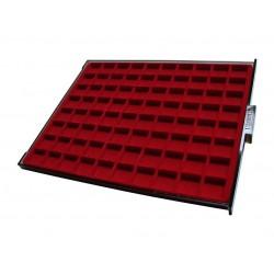 BOX NA MONETY typ B-80 (2) (okienka 24 mm)