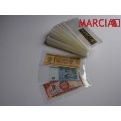 Kieszonki Ochronne 250 g na banknoty itp 81 x 190