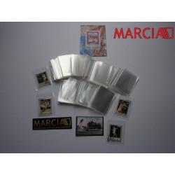 Kieszonki Ochronne 1 kg na znaczki , obrazki świete itp. 60 x 45